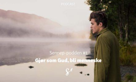 #1 | Gjør som Gud, bli menneske | Med Terje Dahle og Håkon Pettersen