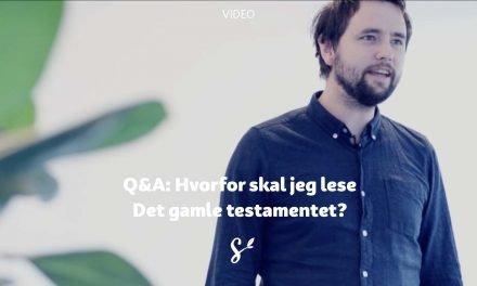 Q&A: Hvorfor skal jeg lese Det gamle testamentet? Med Jarle Solheim