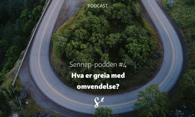#4 | Hva er greia med omvendelse? | Med Kjartan Ørnes og Arne Olav Røe