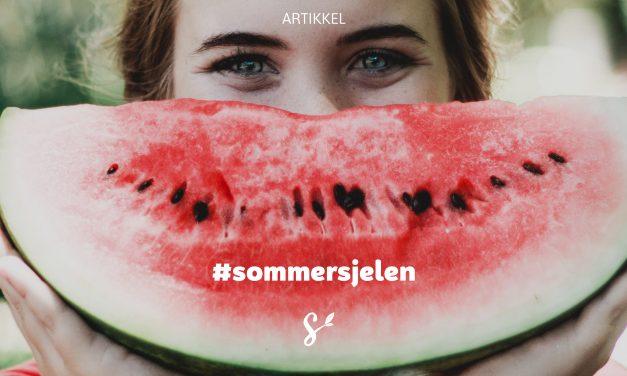 #sommersjelen