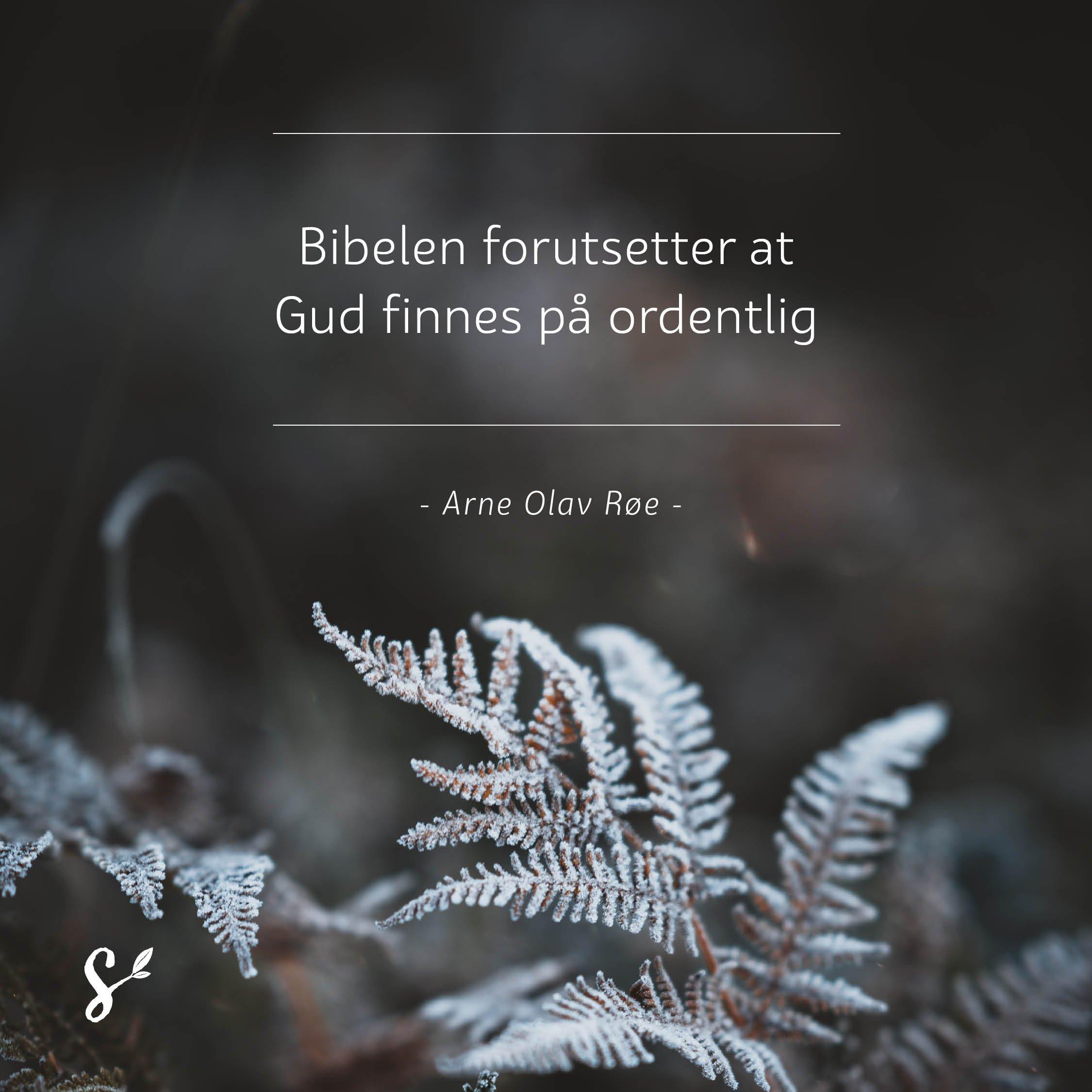 Finnes Jordan Petersons Gud - sitatbilde