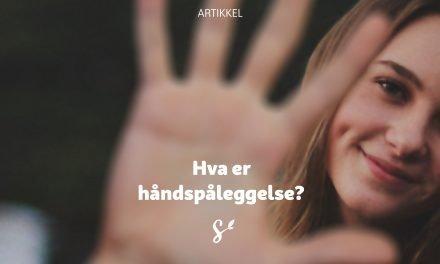 Hva er håndspåleggelse?