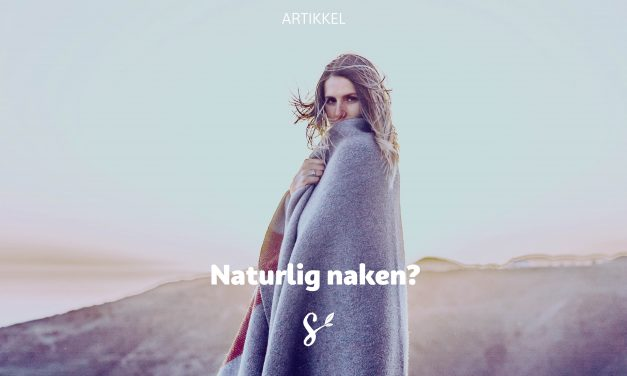 Naturlig naken?