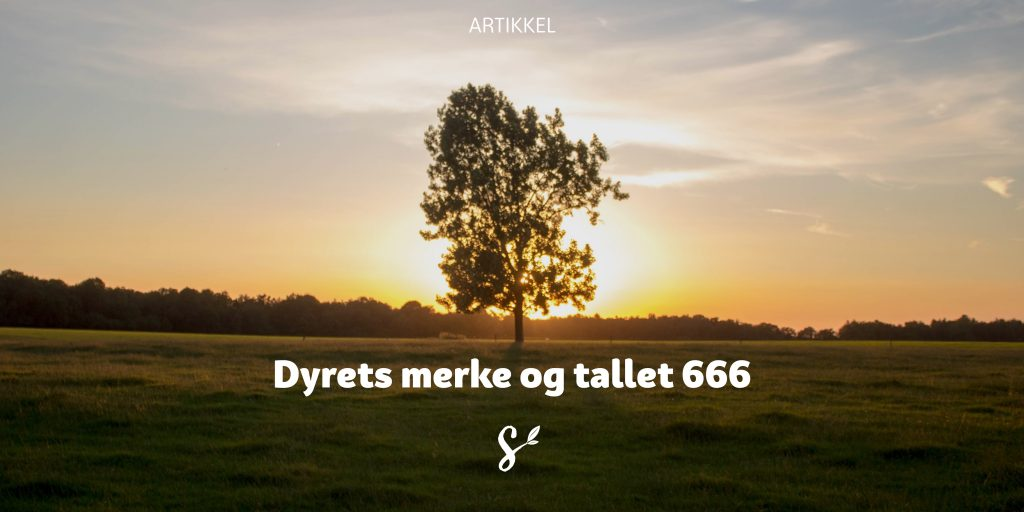 Dyrets merke 666 - tittelbilde