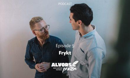 Alvorspraten #9 | Frykt | Med Kjartan Ørnes og Reza Mohammadi