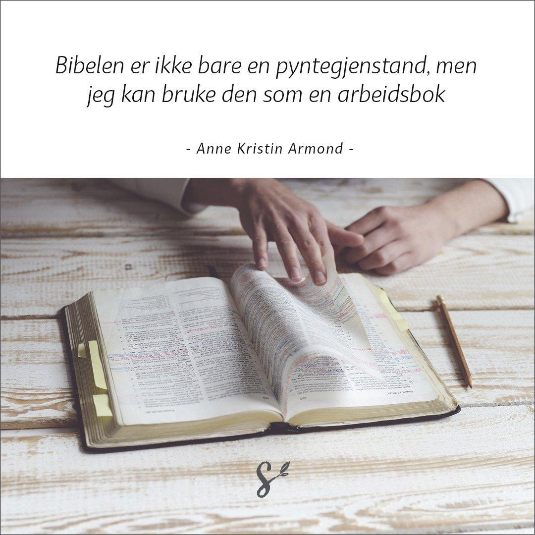 guds fred vs bekymringer - sitatbilde