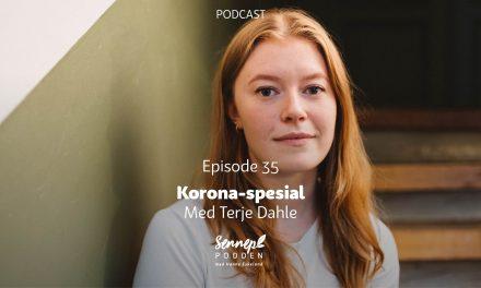 #35 | Korona-spesial | Med Terje Dahle