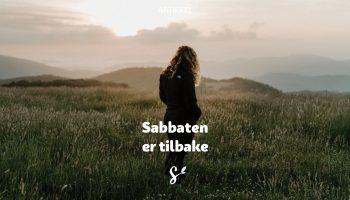 sabbaten er tilbake - tittelbilde